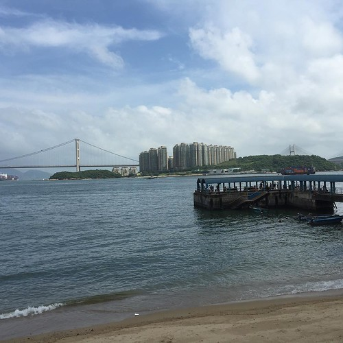 Trip out to the New Territories today #Hong_Kong #travel #adventures #sea #beach #Sham_Tseng