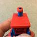 Dual extrusion MB2X 3D printed #3DBenchy v06