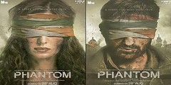 Film 'Phantom' Saif Ali Khan and Katrina Kaif (BharatavarshaNews) Tags: release phantom saifalikhan firstlook katrinakaif bollywoodfilm kabirkhan