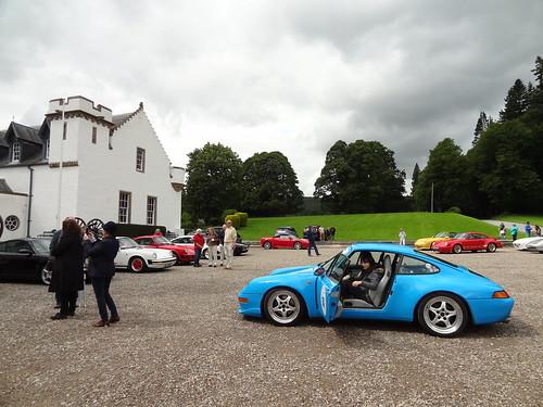 Blair Castle Concours PCGB event (12)