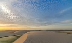 Lenois Maranhenses (mcvmjr1971) Tags: sunset sol brasil trekking wonderful lens wonder 50mm do surreal tokina viagem nikkor julho por f28 maranho paraso deserto nordeste travessia 2015 lenoismaranhenses 1116mm nikond7000 mmoraes