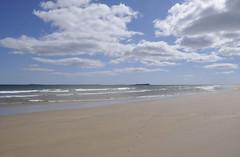 view towards Farne Islands (st