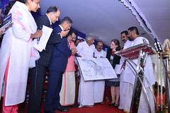 Launch of 'Framework for Future Proofing Aluva' in Kochi (UK in India) Tags: uk india kerala monday chennai kochi aluva chiefminister oommenchandy bharatjoshi britishdeputyhighcommissioner 10august2015