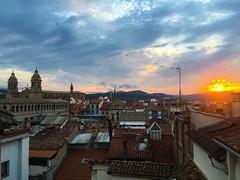 Sunrise 06:30, Pamplona, Navarra!