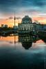 =] BERLIN | end up fire [= (oolcgoo) Tags: berlin haupstadt muddastadt deutschland germany europe europa bode sunrise sun clouds wolken spree cityscape television tower sony slt sal1650 ssm sal alpha amount apsc adobe a77mii architektur fernsehturm