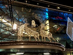 Happy Chanukka! Frankfurt in Christmas Time (Christopher DunstanBurgh) Tags: chanukka christmas frankfurtmain frankfurt alteoper myzeil