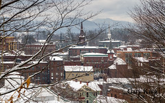 4 Steeples (Gary/-King) Tags: 2016 brattleboro vermont december snow walk