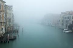 Transition (София (Sofia Vedovato)) Tags: desolation venezia venice sofiavedovato daydream fog winter italy italia cold explore empty urban