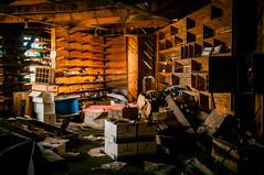 storage room (Sam Scholes) Tags: urbex ruraldecay abandoned mining coal industrial utah urbandecay mine industrialdecay hiawatha kingcoal urbanexploration coalmine