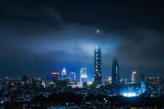 Taipei 101|台北101 (里卡豆) Tags: taipei olympus penf 101 taipei101 台北 台北101 taiwan 台灣 75mm f18 ed fsuro