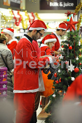 Santas in Sainsburys (cloudwalker_3) Tags: beard british celebration cheerful christmas costume customs december england english fancydress fatherchristmas females festive festivity flashmob furs gathering greatbritain grinning grins hats headgear holiday image joy london males man men merry nicholas noel outfit party people persons photo photograph pic picture red reindeer santaclaus santacon season seasonal smile smiling tradition traditional uk unitedkingdom white winter woman women xmas yuletide