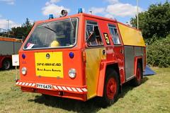 PYY647R - BAA (5) (TT TRUCK PHOTOS) Tags: 999 fire show odiham tt engine fireengine baa