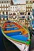 Sète (Marc ALMECIJA) Tags: sète hérault port boat bateau reflets reflections orange