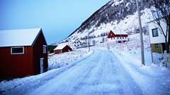 Roaming (little_frank) Tags: rekvik kvaløya troms north norway winter snow road landscape scenery snowy cold travel journey trip arctic white wintry ice icy inverno vinter überwintern invierno hiver 겨울 冬季 冬 ノルウェー 挪威 노르웨이 norvège norvegia norwegen norge noorwegen noruega норвегия