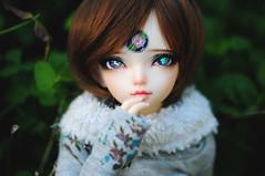 Lotus XD (Athena Roseanna Tse) Tags: bjd balljointeddoll doll abjd fairyland minifee mnf luka lotus