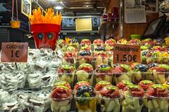 Healthy Snacks (HelenBushe) Tags: select market lasramblas laboqueria barcelona