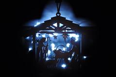 359/366 Silent Night (katy1279) Tags: 366project silentnight holynight nativity christmasdecoration birthofjesus