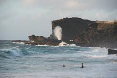 D4S_4294 (Sugoi Photography, LLC) Tags: hawaii oahu sandys sandybeach sunrise blowhole halona