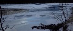 Bow River morning palette (Jeff Goddard 32) Tags: canada canadianrockies december snow banff banffnationalpark bowriver