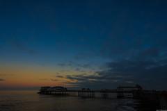 Cromer 8th Jan 2017-1 (aljones27) Tags: cromer pier night dark evening sunset