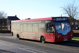 Go North East: 5419 / NK15 EOL