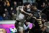 Nathan Hughes on a rampage, again (davidhowlett) Tags: toulouse rugby wasps coventry ricoh championscup