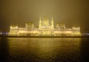 Hungarian Parliament in the fog in Budapest, Hungary (` Toshio ') Tags: toshio budapest hungary hungarian hungarianparliament fog foggy europeanunion european europe parliament river danuberiver danube water glow fujixe2 xe2 architecture building