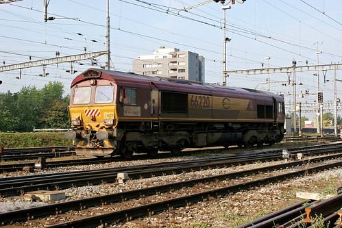 ECR 66220-9 Muttenz Rbf
