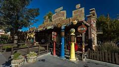 Carsland - Disney California Adventure (Kent Freeman) Tags: canon eos 5d mark iii ef 1740mm f4l usm carsland disney california adventure disneyland
