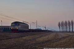 E652 091 (MattiaDeambrogio) Tags: treno treni train trains e652 091 borgolavezzaro mercitalia rail trenitalia cargo