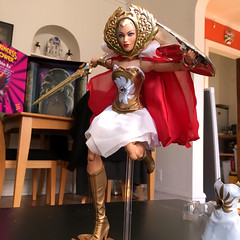 Classic She Ra (9mm Eds Photos) Tags: birthday chicago 2017 winter aquarius toys toylove mattel shera princessofpower mastersoftheuniverse actionfigure castlegreyskull 1980s 80s filmation
