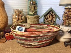 "Medium Harvest Basket #1076 • <a style=""font-size:0.8em;"" href=""http://www.flickr.com/photos/54958436@N05/32601055941/"" target=""_blank"">View on Flickr</a>"