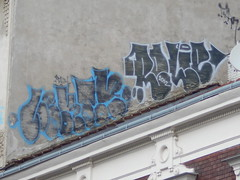 lektr rolie (streetzisill) Tags: lektr rolie tfm crew 2012 rooftop negative