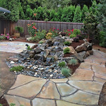 "Relaxing Water Feature by Greenhaven Landscapes <a style=""margin-left:10px; font-size:0.8em;"" href=""http://www.flickr.com/photos/117326093@N05/18135754098/"" target=""_blank"">@flickr</a>"