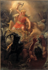 Thor (4) (fiore.auditore) Tags: thor mythology mythologie asatru
