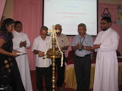 "AISAT Engineering College, Kerala - Prof. Dr. David Peter S, Registrar CUSAT, officially Inaugurated the AISAT-Gateway to Engineering Awareness Programme on 16th May 2015 • <a style=""font-size:0.8em;"" href=""http://www.flickr.com/photos/98005749@N06/19079570536/"" target=""_blank"">View on Flickr</a>"