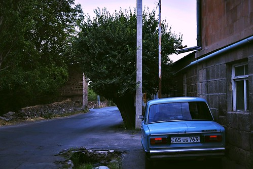 Streets of Yeghvard