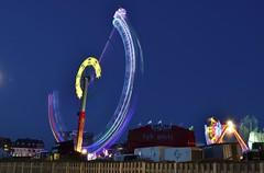Fairground (Lee1885) Tags: st night dark nikon ride ground fair jersey channelisland hellier
