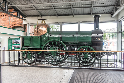 KENT RAILWAY STATION [STEAM ENGINE 36] REF-106776