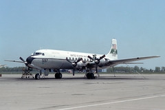 131597 Douglas C-118B Liftmaster US Navy (pslg05896) Tags: douglas usnavy mtc dc6 selfridge liftmaster c118 kmtc 131597