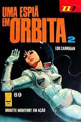 uma espia em orbita (pelz) Tags: pulp bookcover portadas cubiertas