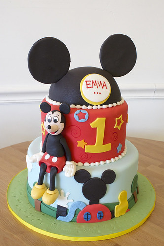 Mickey Mouse Club House Custom