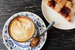 (Rose PT) Tags: newyorkcity food coffee beverage newyorkmagazine bakeri grubstreet