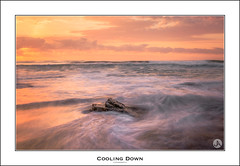 Cooling Down (John_Armytage) Tags: portmacquarie lighthousebeach beach sunrise seascape johnarmytage australia nsw northcoastnsw sonyaustralia sonyalpha
