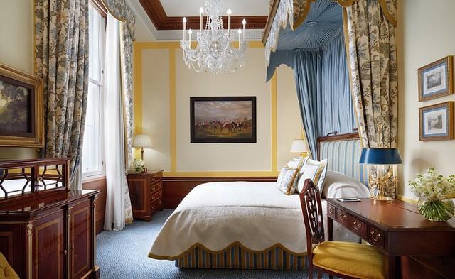 アフタヌーンティーで人気のホテル レーンズボロー