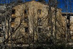 la decadencia y el olvido (chemakayser) Tags: abandonado fabrica mariola banyeres alicante españa spain decadence decline déclin