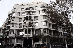 Casa Milà Barcelona (André Barreto Photography) Tags: barcelona casamilà
