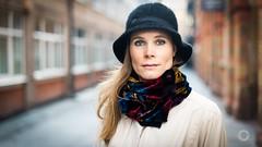 Enni - [Stranger #208] (Explore 21/01/17) (iain blake) Tags: 100strangers 100 streetphotography portrait portraiture beauty beautiful woman london soho carnaby faces eyes nikon d4 50mm