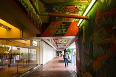 Brighten up your day (Blue Nozomi) Tags: dela rosa makati cbd central business district manila philippines street art graffitti