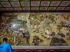 Big Wild Goose Pagoda-5683 (kasiahalka (Kasia Halka)) Tags: unescoworldheritagesite giantwildgoosepagoda bigwildgoosepagoda buddhistpagoda tangdynasty 652 morningbell godofwealth xuanzang xian china